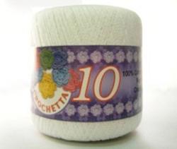 Crocheta 3ply Mercerised Crochet Cotton in 2 Colours